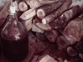 Wino, mydło i lawendowe klimaty 2